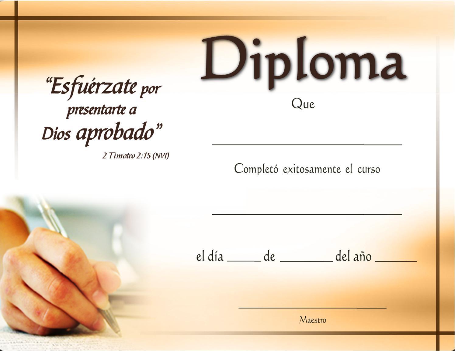 Diplomas cristianos para ninos - Imagui