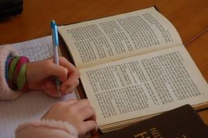 una vida ocupada, sin una relación íntima con Dios