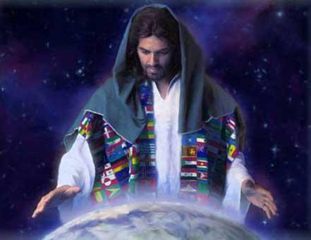 Resultado de imagen para imágenes de Dios abrazando el mundo