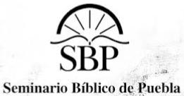 Seminario Bíblico de Puebla