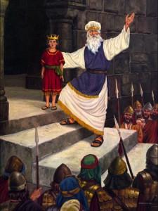 El rey Josías: Ejemplo de como caminar con Dios