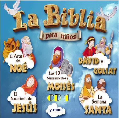 juegos sobre la biblia: