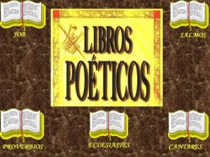 Los libros poeticos notas introductivas