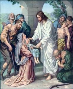 La Biblia para ninos NT40 milagros de Jesus